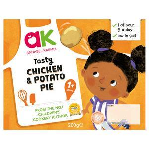Annabel Karmel Chicken & Potato Pie Toddler Meal 200g 12 Month+