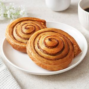 Sainsbury's Danish Pastry Cinnamon Whirls x2