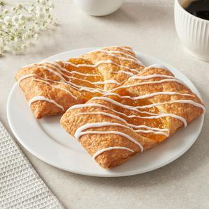 Sainsbury's Danish Pastry Apricot & Almond Flavour Scrolls x2