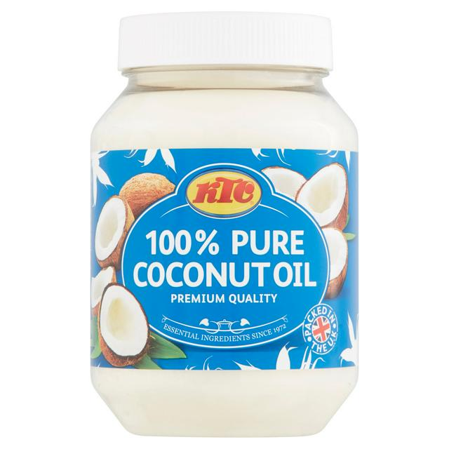 KTC Coconut Oil 500ml | Sainsbury's
