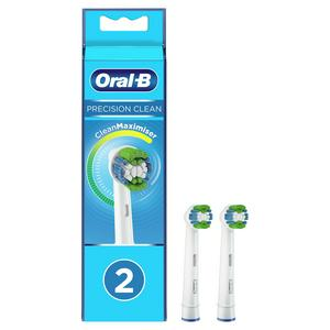 Oral-B Precision Clean Refill Toothbrush Heads x2