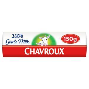 Chavroux La Buche Goats Cheese 150g