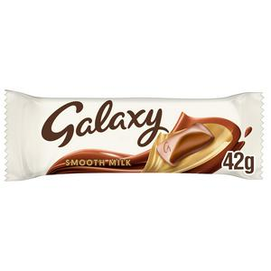 Galaxy Smooth Milk Chocolate Bar 42g