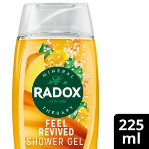 Radox Shower Gel Nourish 250ml