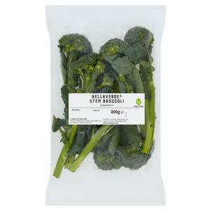 Sainsbury's Bellaverde Broccoli, Taste the Difference 200g