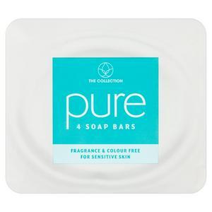 Sainsbury's Pure Soap 4x125g