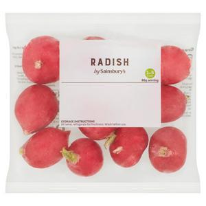 Sainsbury's Radish 200g