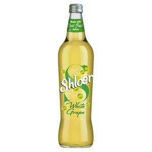 Shloer White Grape Sparkling Juice Drink 750ml