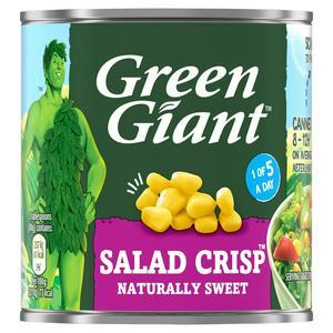 Green Giant Salad Crisp Sweet Corn 160g (140g*)