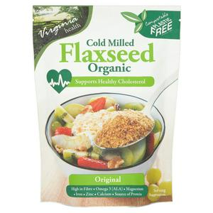 Virginia Harvest Cold-Milled Flaxseed 200g