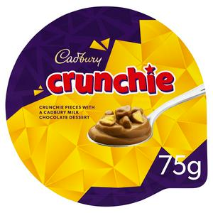 SAINSBURYS > Dairy Eggs Chilled > Cadbury Limited Edition Chocolate Dessert 85g