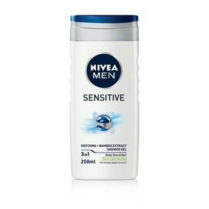Nivea Men Shower Gel Sensitive 250ml