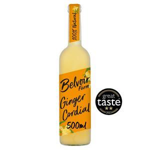 Belvoir Ginger Cordial 500ml