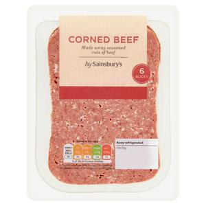 Sainsbury's Corned Beef 200g