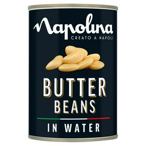 Napolina Butter Beans 400g (240g*)