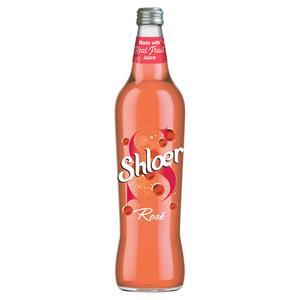 Shloer Rose Sparkling Grape Juice Drink 750ml
