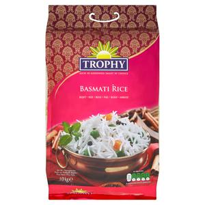 Trophy Indian Basmati Rice 10kg