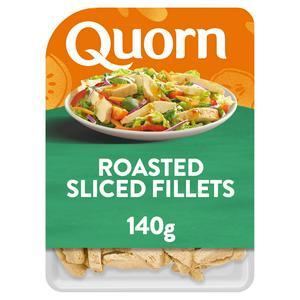 Quorn Vegetarian Roast Sliced Chicken Fillets 140g