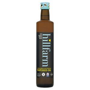 Hillfarm Extra Virgin Cold Pressed Rapeseed Oil 500ml