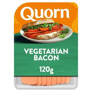 Quorn Vegetarian Bacon Rashers 120g