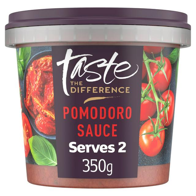 Sainsbury S Pomodoro Sauce Taste The Difference 350g Sainsbury S