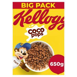 Kellogg's Coco Pops Cereal 720g