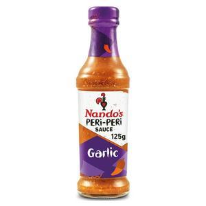 Nando's Peri Peri Sauce Garlic 125g