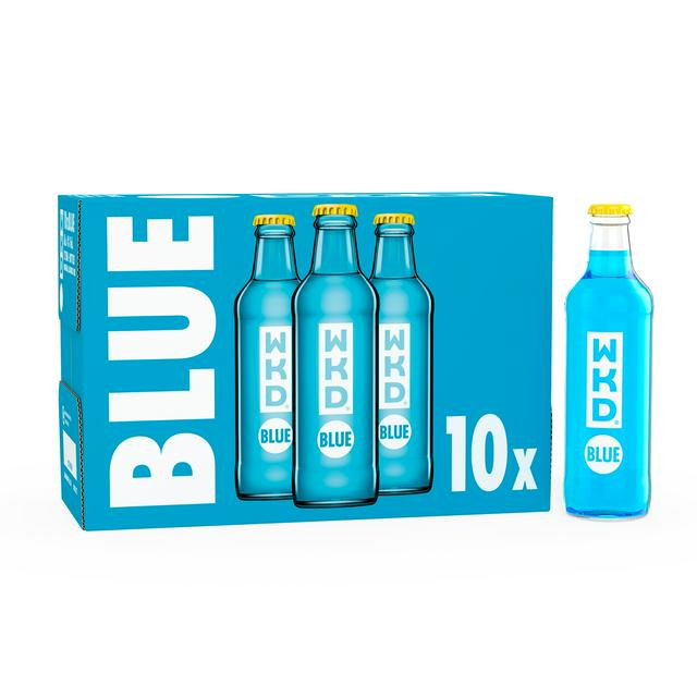 Wkd Blue Alcoholic Ready To Drink Multipack 10 X 275ml Sainsbury S Purchase online for delivery, or pick up. wkd blue alcoholic ready to drink multipack 10 x 275ml