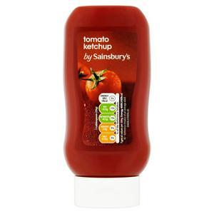 Sainsbury's Tomato Ketchup 460g