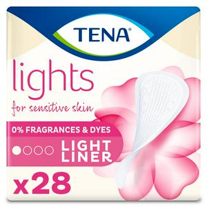 TENA Lights Light Incontinence Liners x28