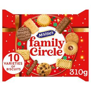 McVitie's Family Circle 360g