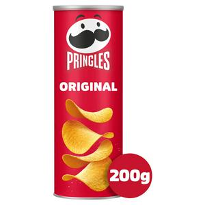 SAINSBURYS > Food Cupboard > Pringles Original Crisps 200g
