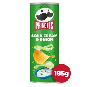 SAINSBURYS > General > Pringles Sour Cream & Onion Crisps 200g
