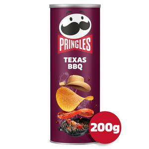 SAINSBURYS > Food Cupboard > Pringles BBQ Crisps 200g