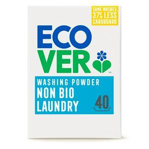 Ecover Non-Bio Washing Powder 3kg (40 Washes)