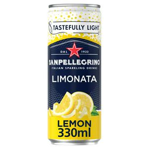 San Pellegrino Lemon 330ml