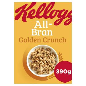Kellogg's All-Bran Golden Crunch Cereal 390g