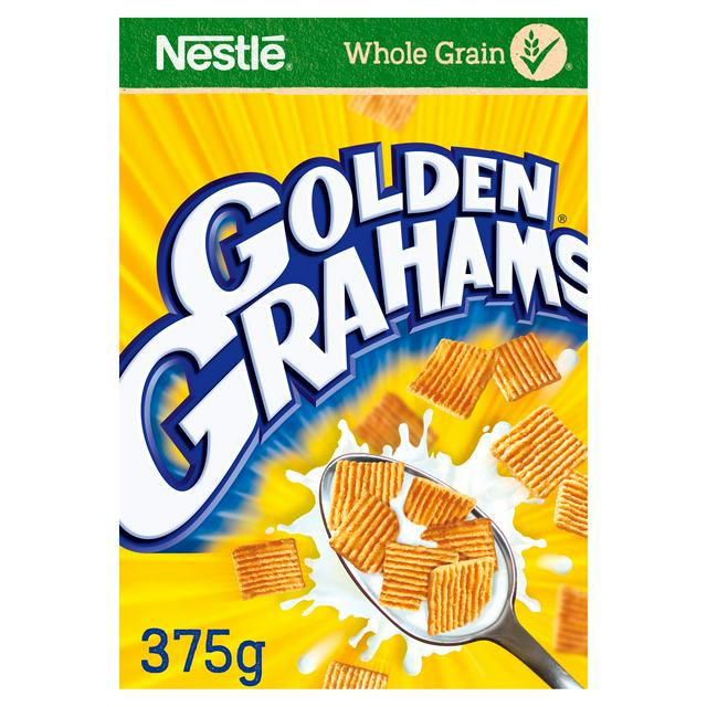 Nestle Golden Grahams Cereal 375g | Sainsbury's