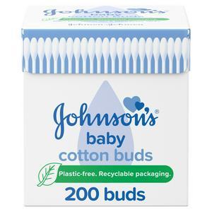 Johnson's Baby Cotton Buds x200