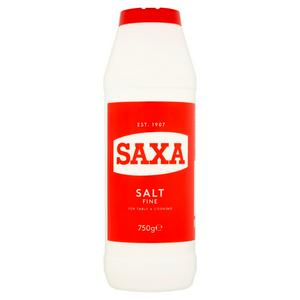 Saxa Table Salt 750g