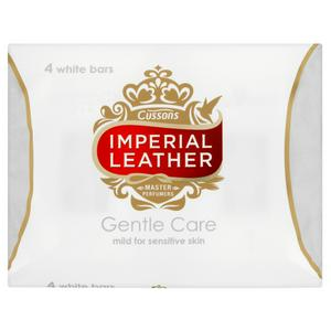 Imperial Leather Gentle Care Bar Soap 4x100g