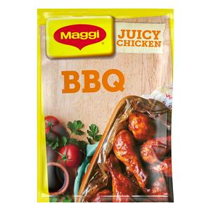Maggi Juicy Sticky BBQ Chicken Recipe Mix 47g