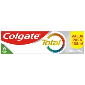 Colgate Total Original Care Toothpaste 125ml
