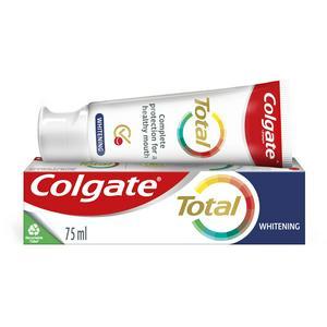 Colgate Total Whitening Toothpaste 75ml