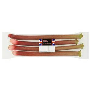 SAINSBURYS > Fruit Veg > Sainsbury's Rhubarb 400g