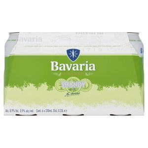 Bavaria Premium Lager Shandy 6x330ml