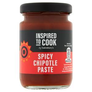 Sainsbury's Chipotle Chilli Paste 90g