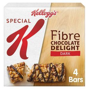 Kellogg's Special K Dark Chocolate Chewy 4x24g