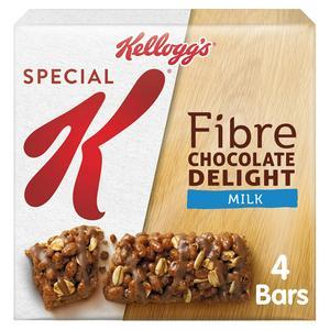 Kellogg's Special K Milk Chocolate Chewy 4x24g