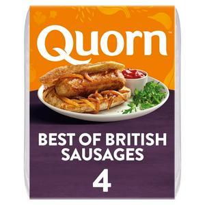 Quorn Vegetarian Best Of British Sausages 240g